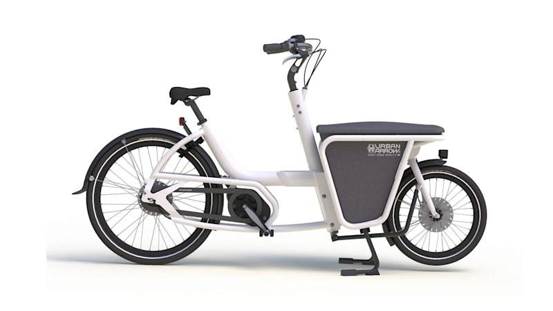 Electro cargo bike Urban Arrow