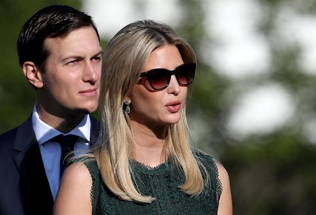 Jared Kushner and Ivanka Trump allegedly tried to pressure Planned Parenthood into eliminating its abortion services. (Photo: Win McNamee/Getty Images)