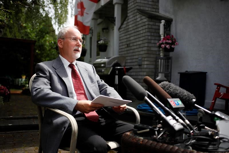 Police Act report finds retired B.C. sgt-at-arms commits neglect of duty