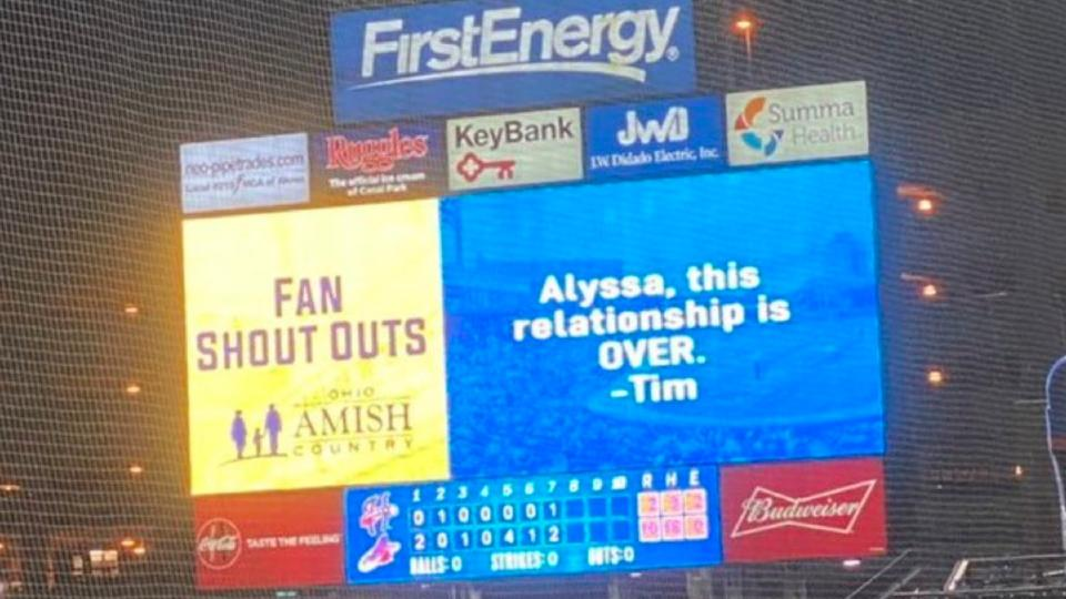 Either Alyssa deeply hurt Tim, or Tim is just a really crappy guy.