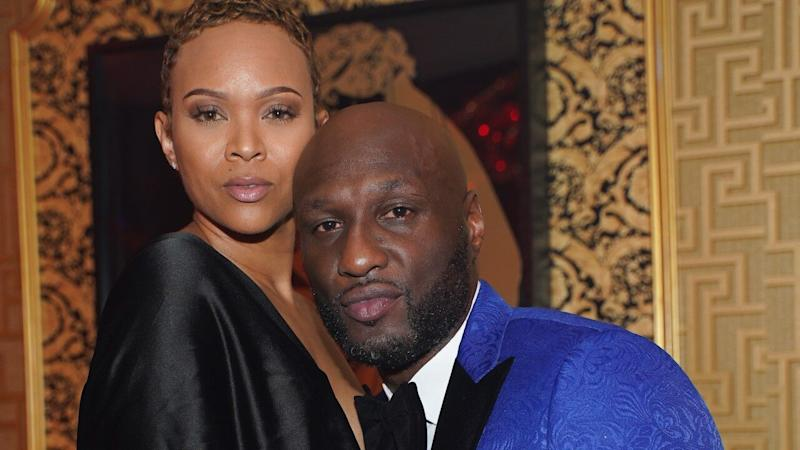 Lamar Odom is officially off the market