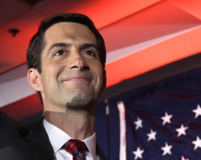 Sen. Tom Cotton of Arkansas drafted a letter signed by 46 other Republican senators that warned that any agreement the Obama administration strikes with Iran to limit Tehran's nuclear program may be short-lived unless Congress approves the deal.