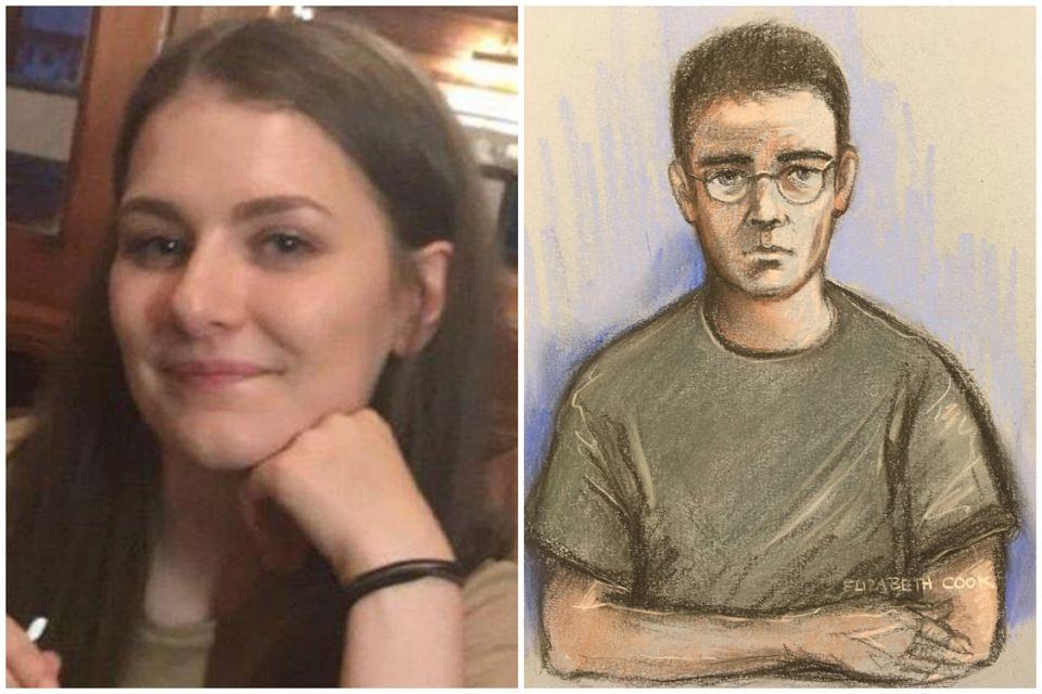 Pawel Relowicz is facing trial over Libby Squire's death. (PA/Humberside Police/Elizabeth Cook)