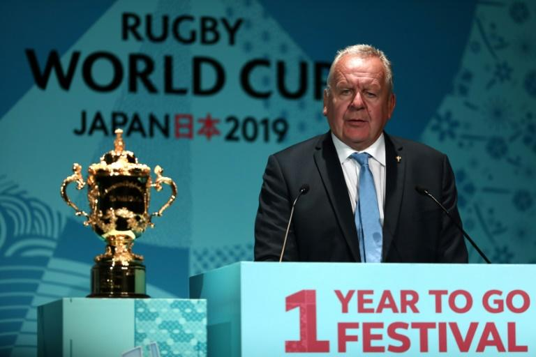 Former England rugby captain Bill Beaumont now chairman of World Rugby has been awarded a knighthood by Queen Elizabeth II