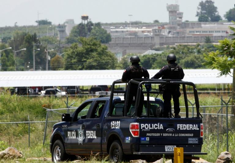 Mexico shuts jail made infamous by El Chapo's escape