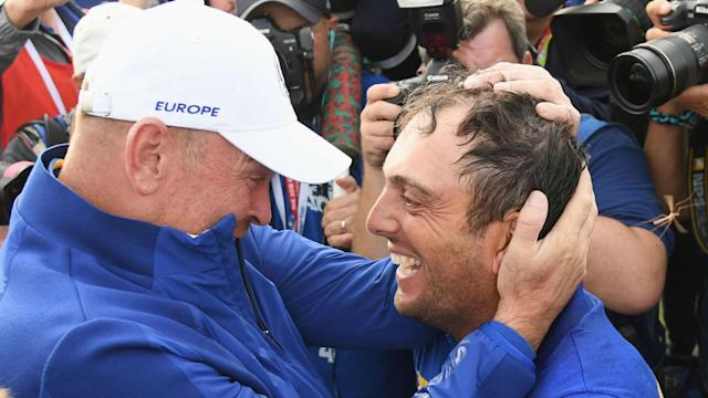 Team Europe regained the Ryder Cup with a comprehensive triumph at Le Golf National, where Francesco Molinari starred.