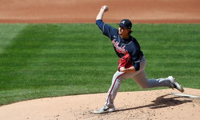Wright, Acuña lead 1st-place Braves to 7-0 win over Mets