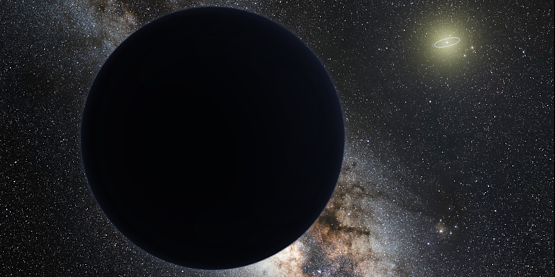 Is Planet Nine actually there at all? More