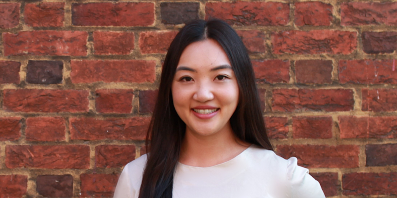 57) Yvonne Luu, senior communications officer, Peabody. Photo: Peabody
