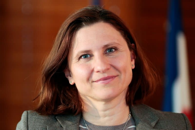 Interview with French Sports Minister Roxana Maracineanu