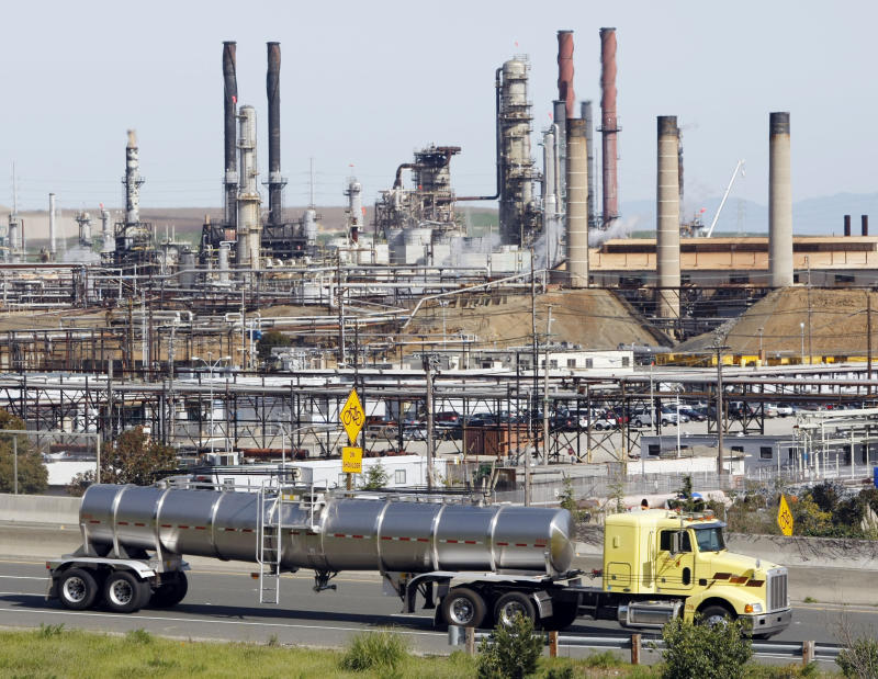 Calif. unlikely to spur federal emissions cap soon