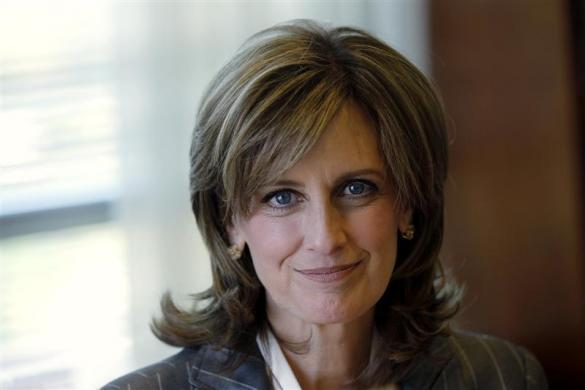 22: Anne Sweeney, Co-Chair Disney Media Networks and President, Disney/ABC Television Group, Walt Disney.