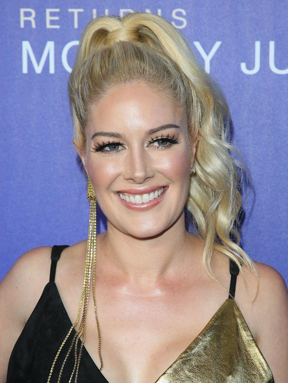 "<p><em>The Hills </em>star Heidi Montag famously underwent 10 cosmetic surgeries in one day in 2010. In hindsight, the TV star regretted making so many changes to her body. ""I was definitely way in over my head. I'm glad it worked out and you can't really reverse time,"" <a href=""https://www.today.com/news/heidi-montag-her-extreme-plastic-surgery-i-would-never-do-1C6553133"" rel=""nofollow noopener"" target=""_blank"" data-ylk=""slk:she said"" class=""link rapid-noclick-resp"">she said</a>. ""I kind of wanted a few enhancements and then it kind of got out of hand. I wasn't told really the repercussions and what would happen, emotionally and psychically, and the pain I would be in. I was kind of in shock.""</p>"