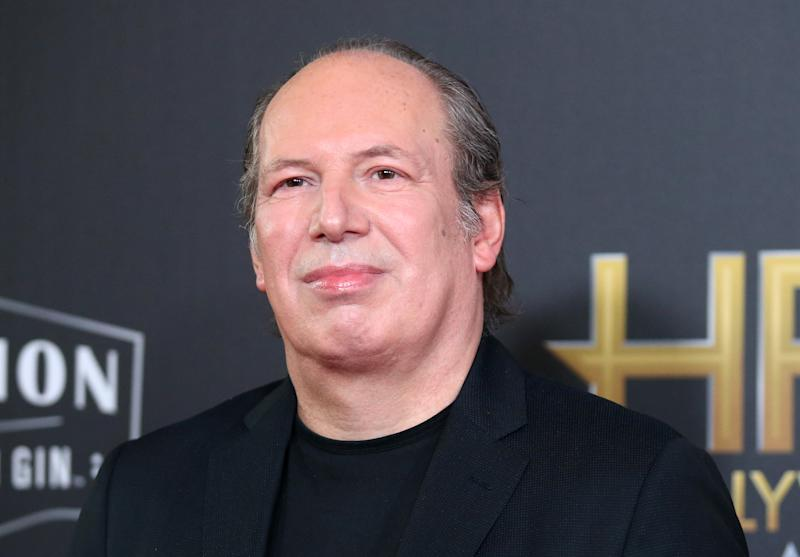 22nd Hollywood Film Awards - Arrivals - Beverly Hills, California, U.S., 04/11/2018 - Music producer and composer Hans Zimmer. REUTERS/Danny Moloshok