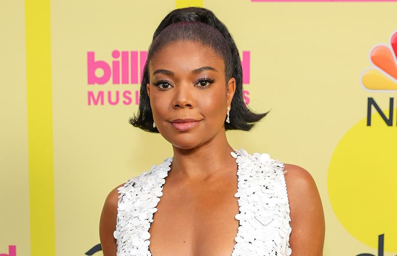 Gabrielle Union en los 2021 Billboard Music Awards (Photo by Rich Fury/Getty Images for dcp)