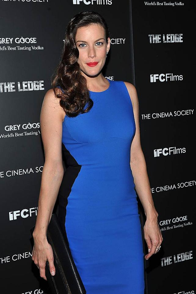 "Liv Tyler of ""The Lord of the Rings"" movies turns 34 Stephen Lovekin/<a href=""http://www.gettyimages.com/"" target=""new"">GettyImages.com</a> - June 21, 2011"