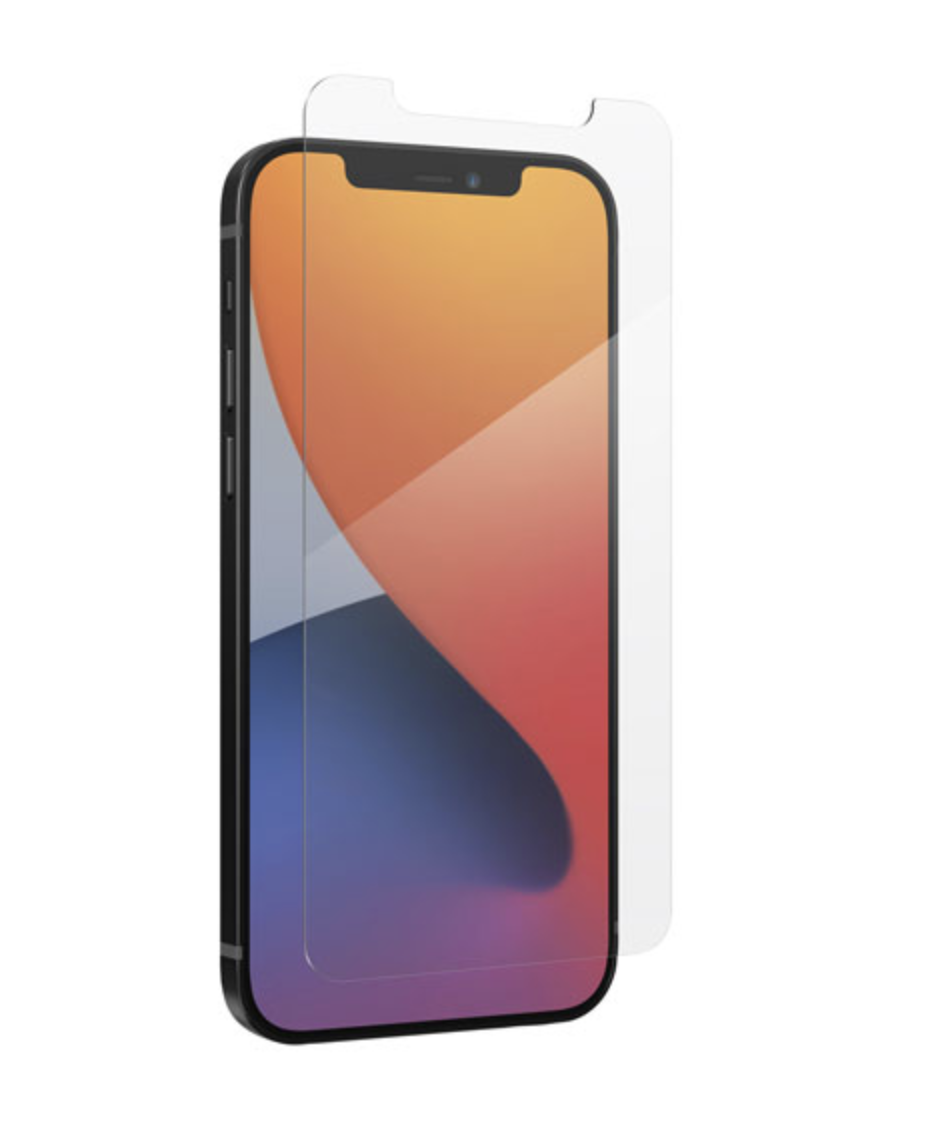 InvisibleShield by Zagg Glass Elite+ Screen Protector for iPhone 12/12 Pro/11/XR- Best Buy Canada