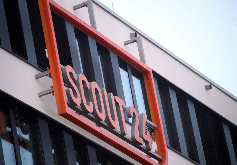 Germany's Scout24 sells car listings unit to Hellman & Friedman