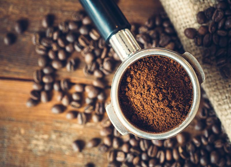 Forget Baking Soda Coffee Grounds Are More Effective At Getting Rid Of Weird Fridge Smells