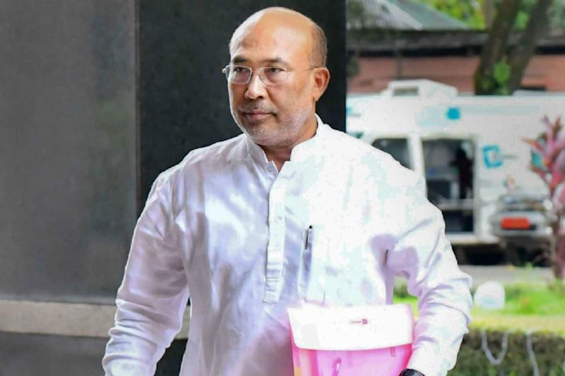 Three Manipur Ministers Dropped Amid Reports of Cabinet Rejig