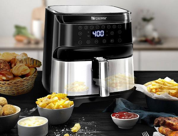 You can control this air fryer from your phone! (Photo: Amazon)