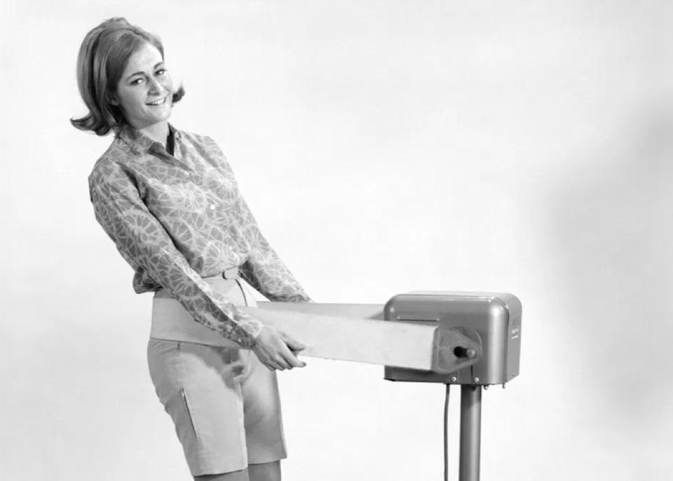 Waist Trim Machine 1950s