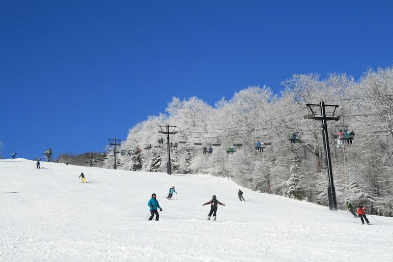 This season is all about new terrain and new lifts in the US: Finger Lakes
