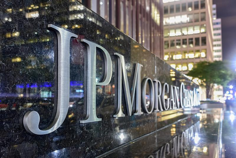 The Zacks Analyst Blog Highlights: JPMorgan, Disney, Citigroup, PNC