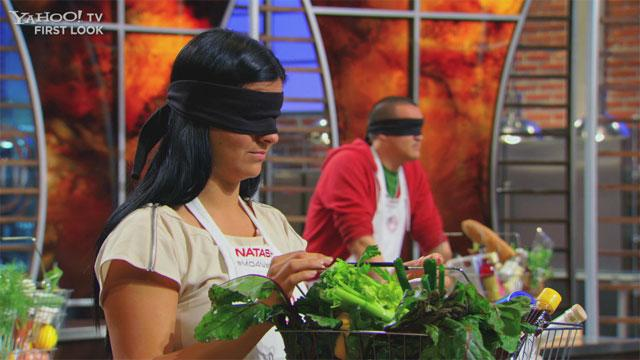 Blind 'MasterChef' Champ Christine Ha Is Back … With Blindfolds! [Exclusive Video]