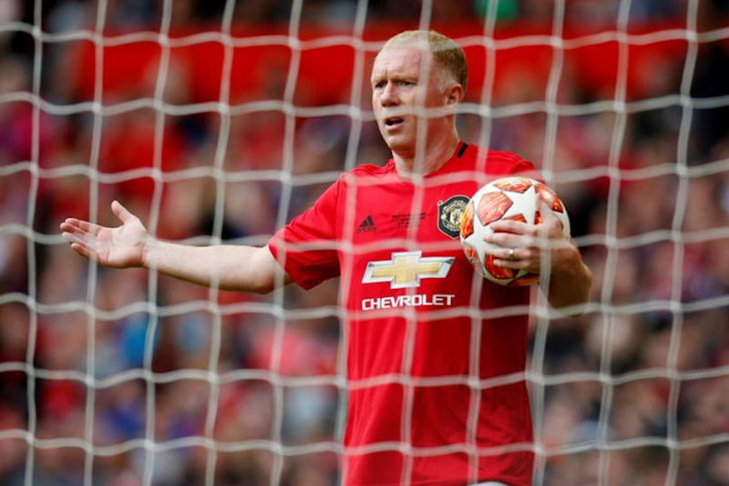 Paul Scholes Fined by English FA for Breaching Betting Rules
