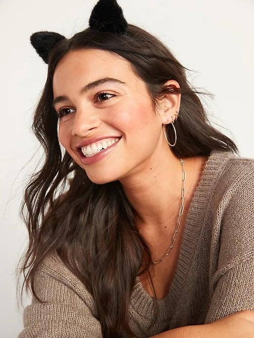<p>If you're looking for a sublte yet stylish way to pay homage to your favorite holiday, this headband is a must. Just wear your usual all-black outfit with this <span>Old Navy Halloween Critter Headband</span> ($8), and your Oct. 31 is sorted.</p>