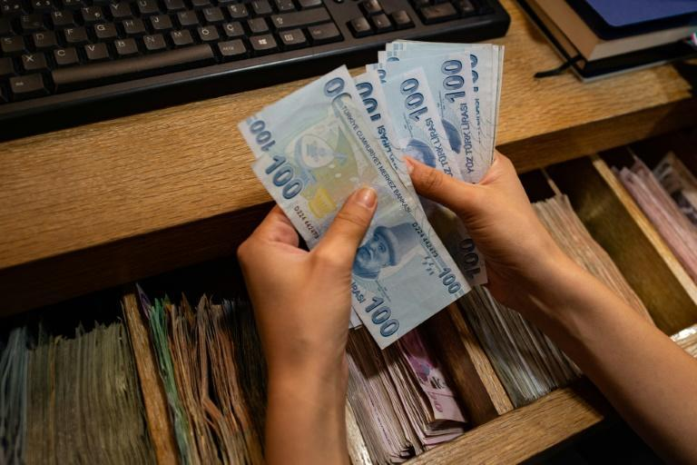 The interest rate hike helped boost the exchange rate of the Turkish lira