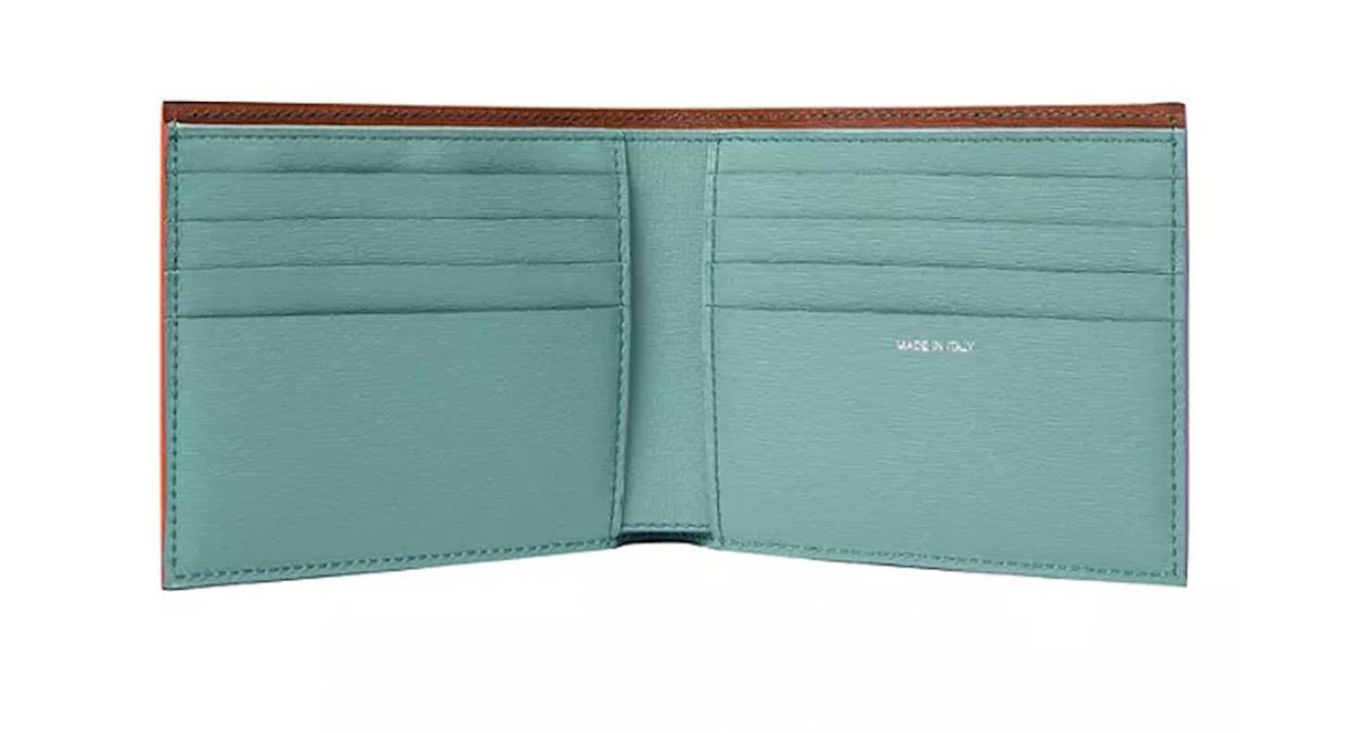 Paul Smith Two Tone Leather Wallet