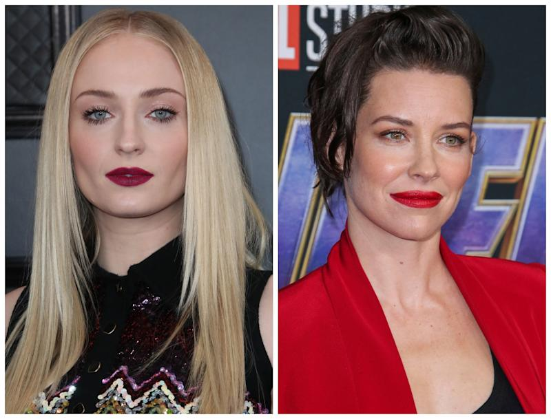 Sophie Turner urged fans to follow advice from health officials after Evangeline Lilly revealed she was continuing 'business as usual': Rex