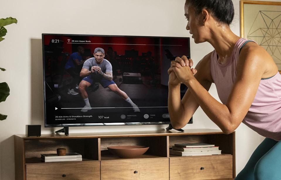 Peloton is offering a free 60-day trial to its app for the new year
