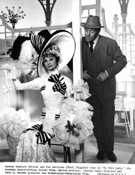 <p>Another Audrey Hepburn–approved and Cecil Beaton–designed outfit that makes our list is Eliza Doolittle's frilly lace ensemble in <em>My Fair Lady</em>. From the high collar to the ribbon accents, we can hardly look at this dress from the musical without bursting out in song.</p>