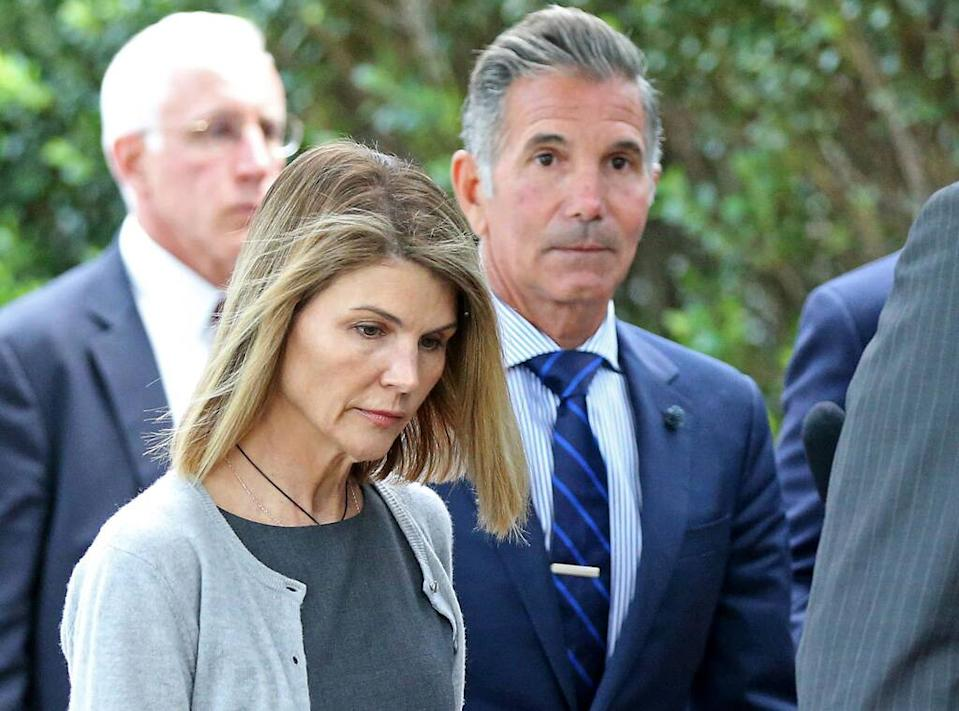 Lori Loughlin, Mossimo Giannulli, Moakley Federal Courthouse
