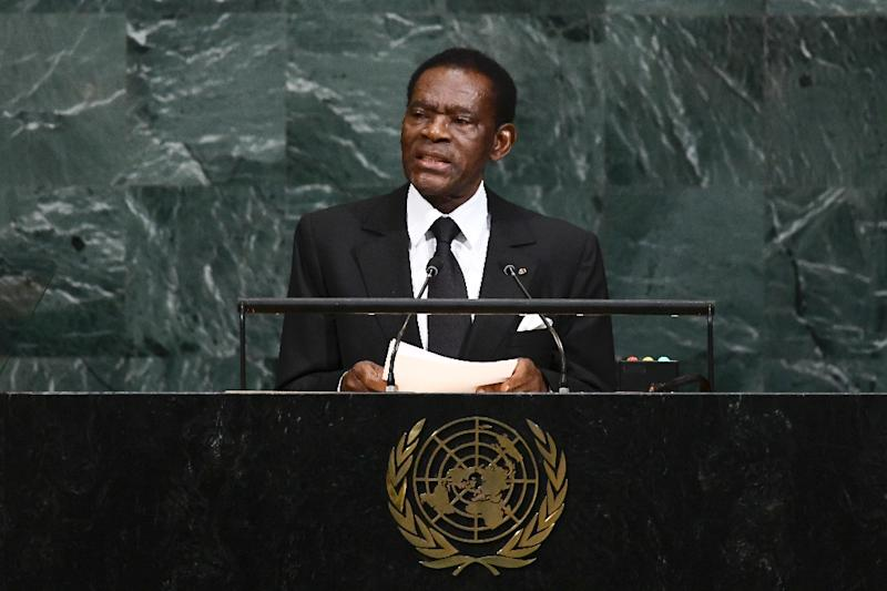 Currently the world's longest serving president is Equatorial Guinea's Teodoro Obiang Nguema, with 38 years under his belt since he toppled his uncle in 1979