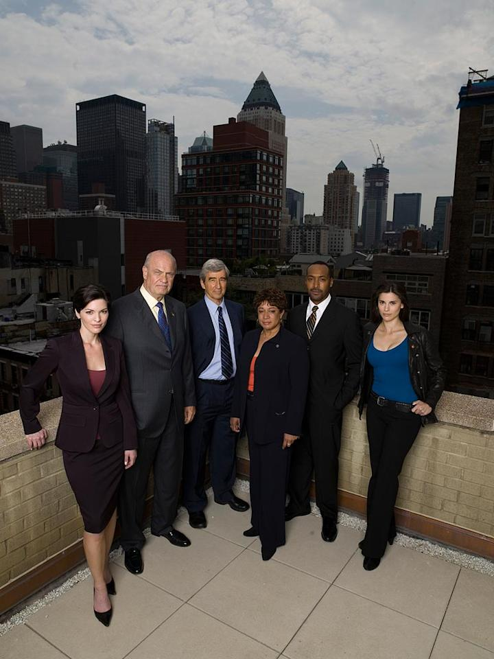 "<a href=""/law-order/show/31665"">Law and Order</a>, airing on NBC."