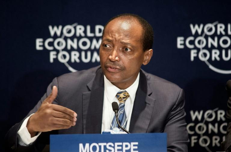 CAF presidency candidate and South African billionaire Patrice Motsepe made his fortune in mining