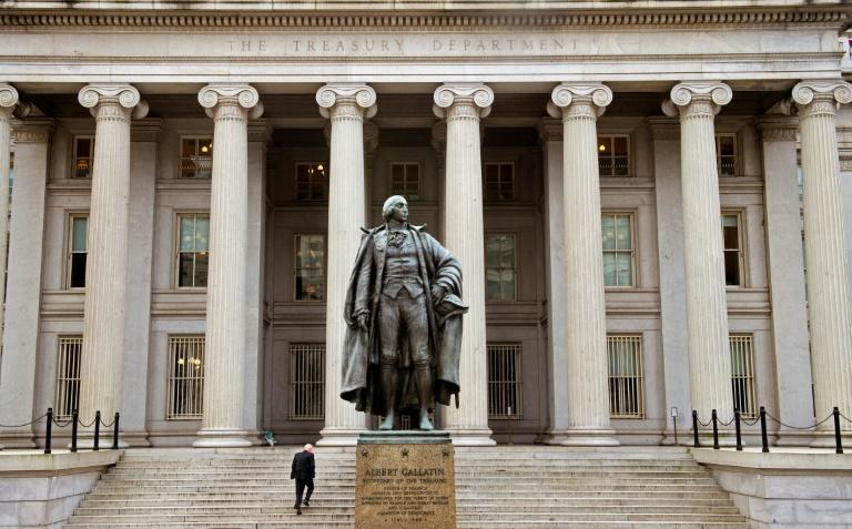 The US Treasury Department said the US budget deficit surged to a record $3.1 trillion in the fiscal year ended September 30, 2020 due to a massive spending increase to help the economy weather the coronavirus pandemic