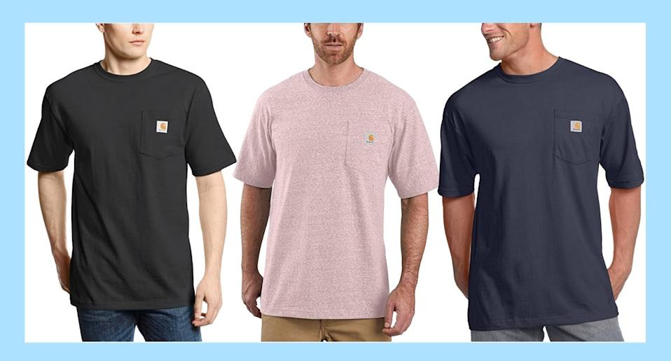 These work shirts have earned more than 88,000 customer reviews on Amazon.
