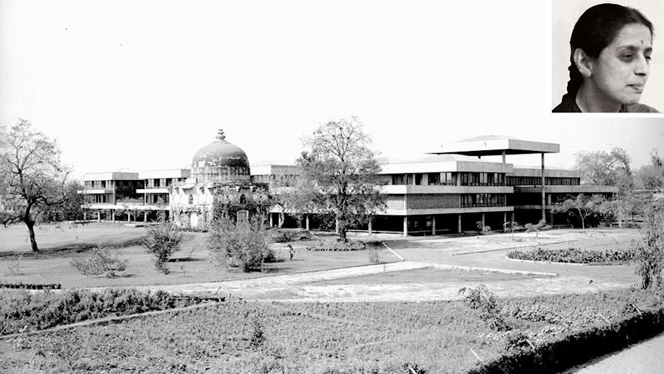 The National Institute of Design (NID) in Ahmedabad created by Sarabhai. - Credit: National Institute of Design