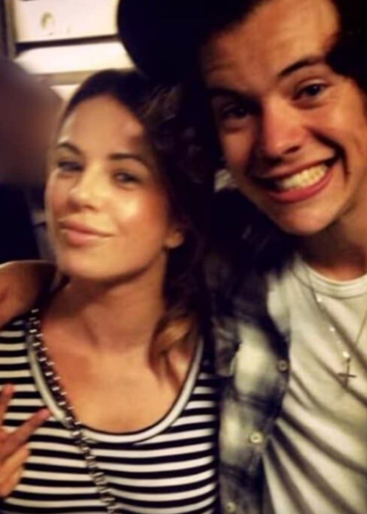mafs KC and Harry Styles