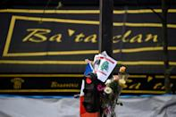 Ninety people died in the Bataclan concert hall shooting (AFP/DOMINIQUE FAGET)