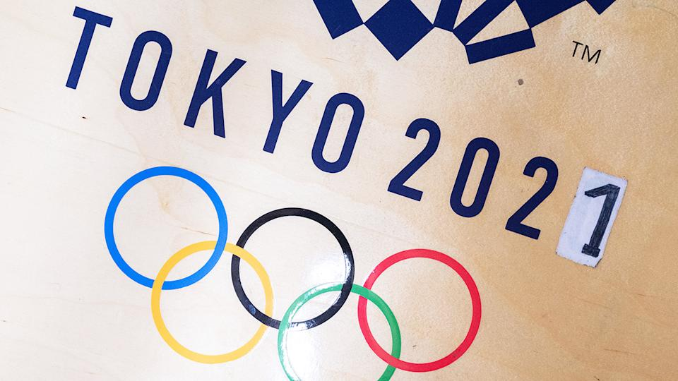 The Japanese government has reportedly conceded, in private, that the Tokyo Olympics should not go ahead. (Photo by Marijan Murat/picture alliance via Getty Images)