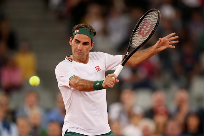 Roger Federer Figures He's Hasn't Been Home for 'This Long' in 25 years