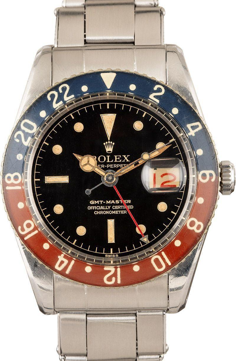 "<p><strong>vintage rolex</strong></p><p>bobswatches.com</p><p><strong>$150000.00</strong></p><p><a href=""https://www.bobswatches.com/auctions/rolex-gmt-6542"" rel=""nofollow noopener"" target=""_blank"" data-ylk=""slk:Shop Now"" class=""link rapid-noclick-resp"">Shop Now</a></p>"