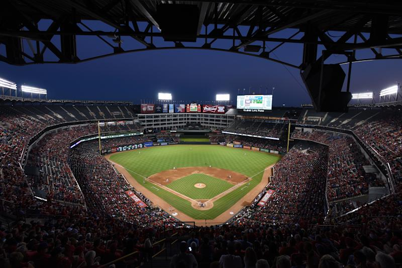 A mother at a Rangers game says her family was the victim of racist harassment in the stands. (AP)