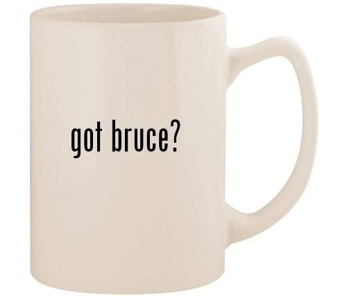 Got Bruce? Mug. (Photo: Amazon)